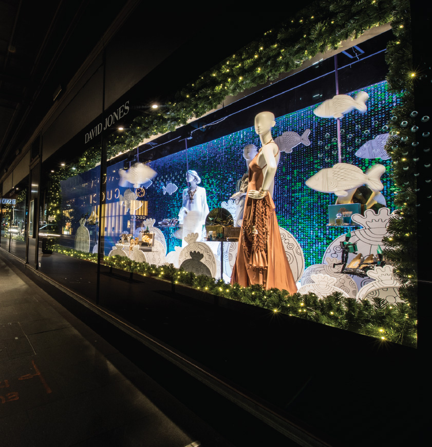 Dashing 39 s top 10 creative retail spaces dashing group - Visual merchandising head office jobs ...