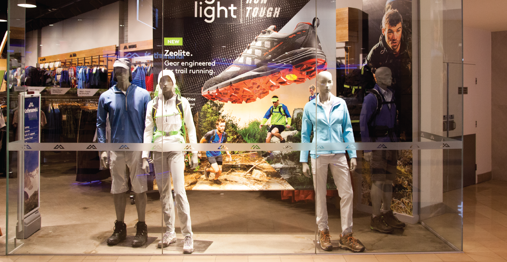 Go light dashing group for Window design in nepal